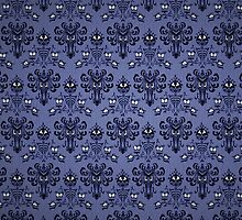Haunted Mansion Wallpaper by ThePyratQueen
