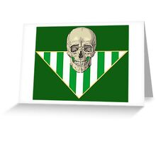 Supporters Gol Sur Greeting Card