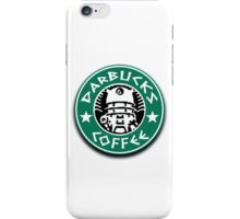 Darbucks Coffee iPhone Case/Skin