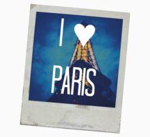 I ♥ Paris Kids Clothes