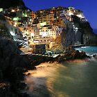 Cinque Terre by Monica Di Carlo