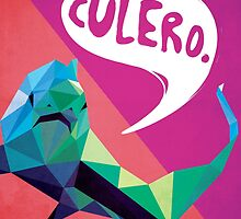 CULERO. by ivypea