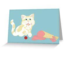 Wellington   Greeting Card