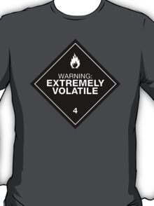 Extremely Volatile T-Shirt