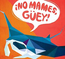 !NO MAMES GUEY! by ivypea