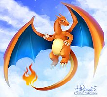 Charizard by cpearson