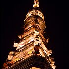 Japan tower by fatalsweets