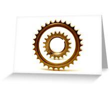 gears 4 Greeting Card