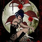 Dark Lady of the Roses by LoneAngel