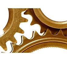 gears 1 Photographic Print