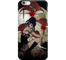 Dark Lady of the Roses iPhone Case/Skin