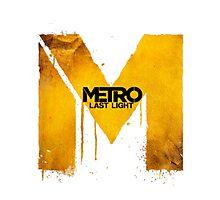 Metro Last Light Photographic Print