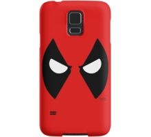 Heros - Deadpool Samsung Galaxy Case/Skin