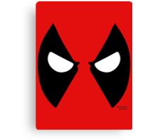 Heros - Deadpool Canvas Print