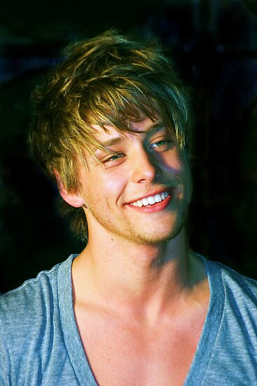 Mr Mitch Hewer  UK C4 Skins&Britana High by Tony Parry