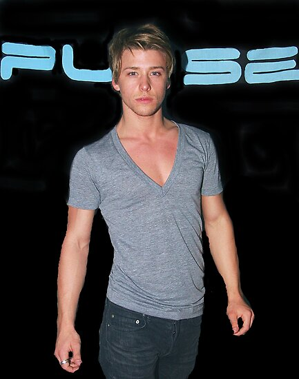 Mitch Hewer from    U.K. C4 Skins&Britana High by Tony Parry