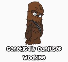 Genetically Confused Wookiee | ThereGoesLucie Kids Clothes