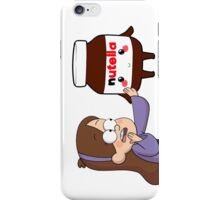 Gravity Falls - Mabel and Nutella iPhone Case/Skin