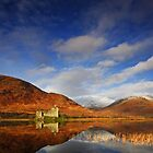 Scottish landscapes by Douglas  Latham