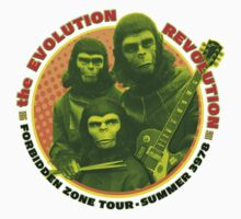 Evolution Revolution by superiorgraphix
