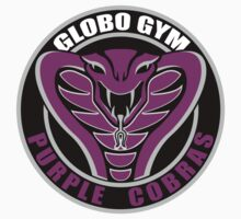 Globo Gym Purple Cobras by superiorgraphix