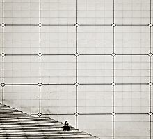 Parisian Squares by Lasse Damgaard