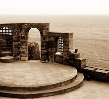 "UK: ""Minack Theatre"", Cornwall by Kelly Sutherland"