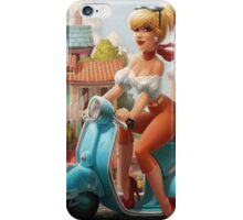 ..: GirL on MotorCyCle:.. iPhone Case/Skin