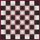Knight's Tour Chessboard by glyphobet