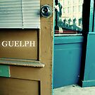 Guelph cover by Kate Wilhelm