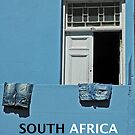 South Africa cover by Kate Wilhelm