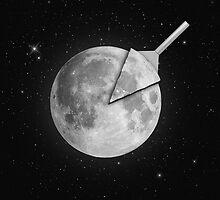 Moon Slice by HenryWine