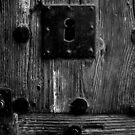 Key Hole by Caroline Fournier