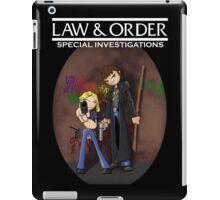 Dresden Files: Special Investigations iPad Case/Skin
