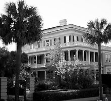 Out of the Past - Charleston Style by Mary Campbell