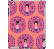 Tina hearts horses iPad Case/Skin
