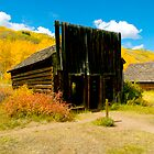 Ghost Town Jail - Aspen by Dave Mortell