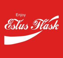 Coca Cola Estus Flask by dschorst