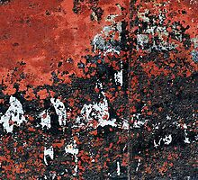 redscape by Annemie Hiele