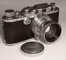 Leica IIIa by John Robb