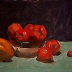 tomatoes by Les Castellanos