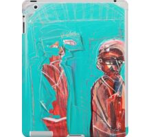 Slim slow slider iPad Case/Skin