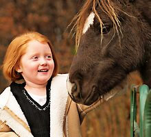 Horse Whisperer by Gaby Swanson  Photography