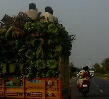 banana truck by pugazhraj
