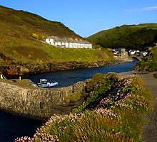 Boscastle, Cornwall by rodsfotos