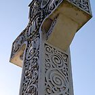 Celtic Cross by Lindy deMelo