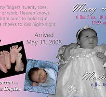 Birth Announcement by Lotokids