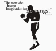 Almost Famous Quotes Series 1 - Muhammad Ali by jmenszta