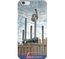 Industrial Brezel  iPhone Case/Skin