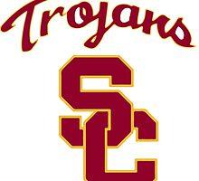 USC Trojans by holiganism